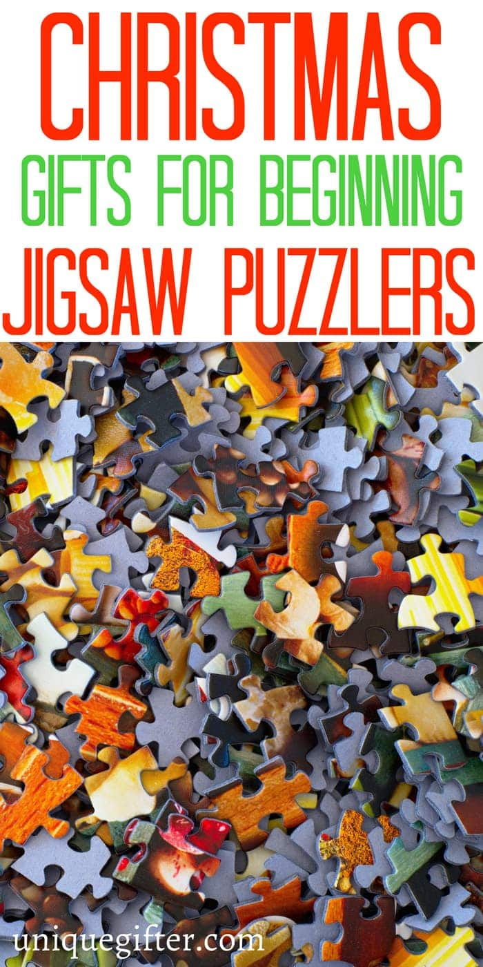 Christmas Gifts for Beginner Jigsaw Puzzlers | Beginner Jigsaw Puzzlers gift ideas | What to buy Beginner Jigsaw Puzzlers for #Christmas | Beginner Jigsaw Puzzlers gift ideas | Unique gifts for a Beginner Jigsaw Puzzlers | Christmas Gift | Present| Holiday Gift | #jigsawpuzzler #holiday #Christmasgiftidea