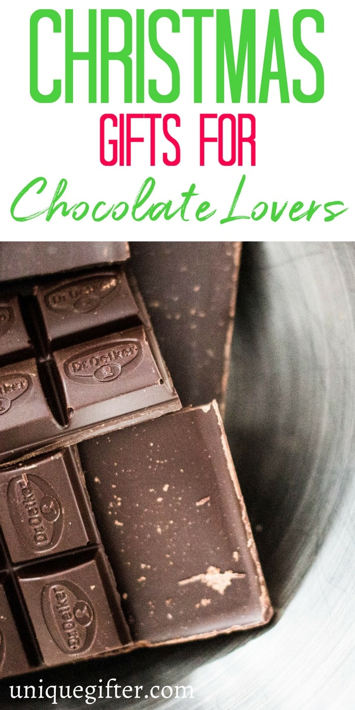 Christmas Gifts for Chocolate Lovers   Chocolate Lover gift ideas   What to buy Chocolate Lovers for #Christmas   Chocolate Lovers presents   Unique gifts for Chocolate Lovers   What to buy my BFF for her bday   Chocolate Gifts for My Friend   Christmas   Present   Holiday #chocolatelover #ChristmasGift #ChocolateGifts