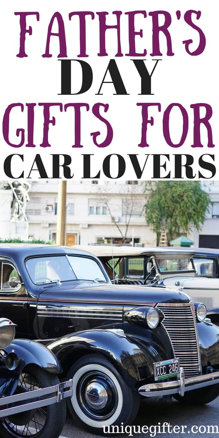 Father's Day Gifts for Car Lovers | What to buy my Dad who loves cars | Creative car fantatic gifts for my husband | Unique birthday and Christmas presents for someone who likes antique cars | Gift Ideas for Dad | Presents for Father's Day this year