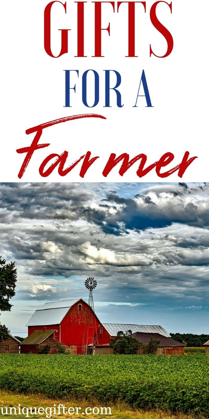 Gifts for a Farmer | What to Buy A Farmer | Unique Presents to Buy A Farmer | Modern Gifts for a Farmer | Entertaining Gift Ideas for a Farmer | Farmer Gift Ideas | Presents to buy a friend who farms | #farmer #gifts #countrygifts