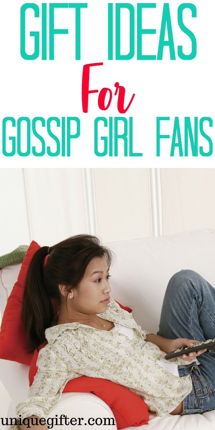 Gift ideas for a Gossip Girl Fan   Unique Gifts For a Gossip Girl Fan  Gossip Girl Gift Ideas   Fan Worthy Gossip Girl Gifts   Presents for A Friend who loves Gossip Girl  Gossip Girl Fan Presents   Gossip Girl Gift Ideas  #gifts #GossipGirl #xoxo