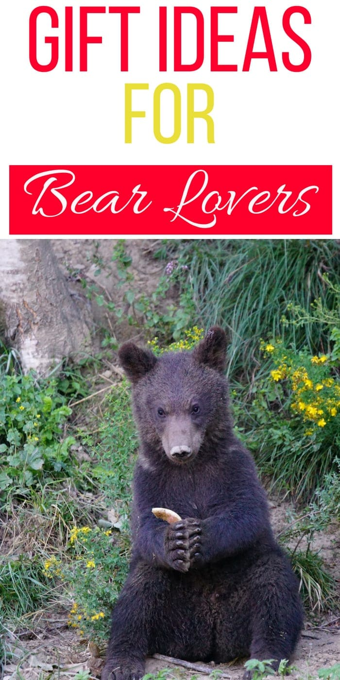 Gifts for bear lovers | Best bear lovers Gift Ideas | Entertaining Gifts for bear lovers | bear lover Gifts | Presents for Someone Who likes bears | Creative Bear Loving Gift ideas | Presents to Buy For A Fan of Bears | #bear #gifts #animallover