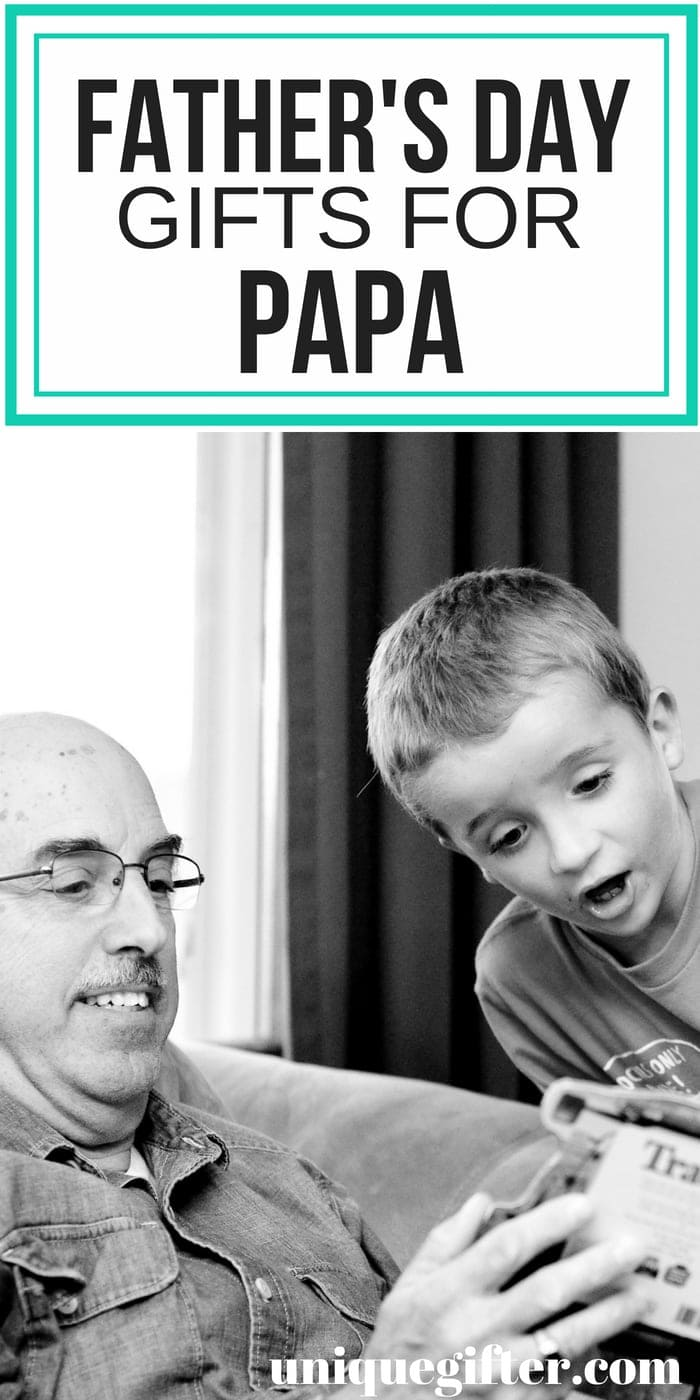 Father's Day Gifts for Papa | What to buy Papa for Father's Day | Creative gifts for Papa on Father's Day | What to buy a Papa who has everything for Father's Day | Gift Ideas for Papa this Father's Day | Presents for Father's Day this year | #Papa #FathersDay #gifts