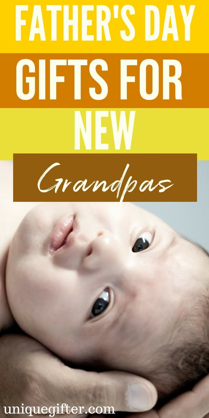 Father's Day Gifts for New Grandpas | What to buy a New Grandpa | Creative gifts for a new grandpa | What to buy a dad who is now a new grandpa | Gift Ideas for Grandpa | Presents for Father's Day this year | #newgrandpa #FathersDay #gifts