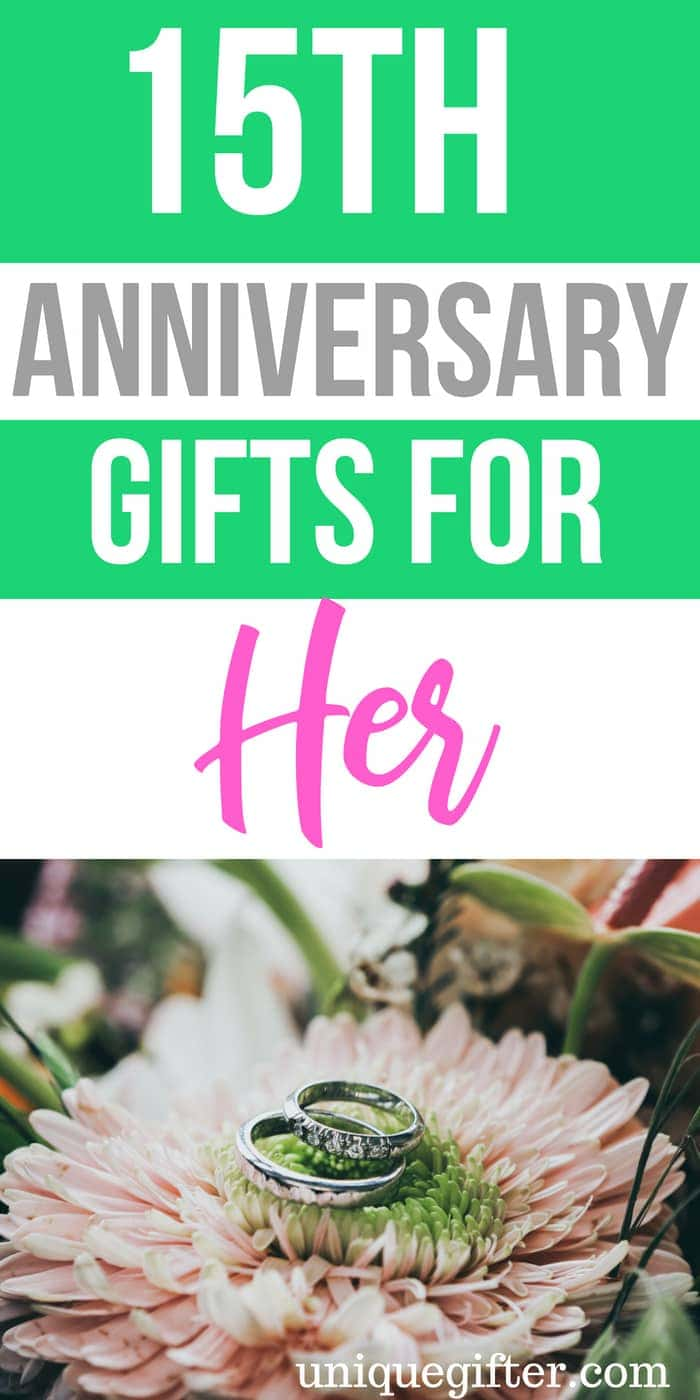 15th Anniversary Gift Ideas Gifts for Her | 15th Anniversary Gift Ideas to make her feel special | 15th Anniversary Gifts Present Ideas | Unique 15th Anniversary Gifts for her | Modern 15th Anniversary Gifts | Anniversary Presents for the15th year Anniversary | Modern 15th Year Anniversary Presents To Buy | #anniversary #gift #15th