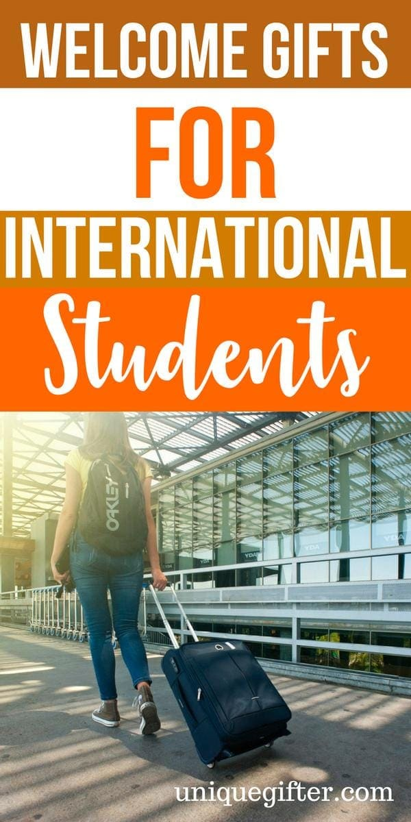 Gift ideas for an International Student | International Student Gifts | What to buy for an International Student for a new school year | New International Student Presents | Special gifts for an International Student | Welcome gifts for an International Student | Thank you gifts to an International Student | International Student gift ideas | #InternationalStudent #GiftIdeas #Presents