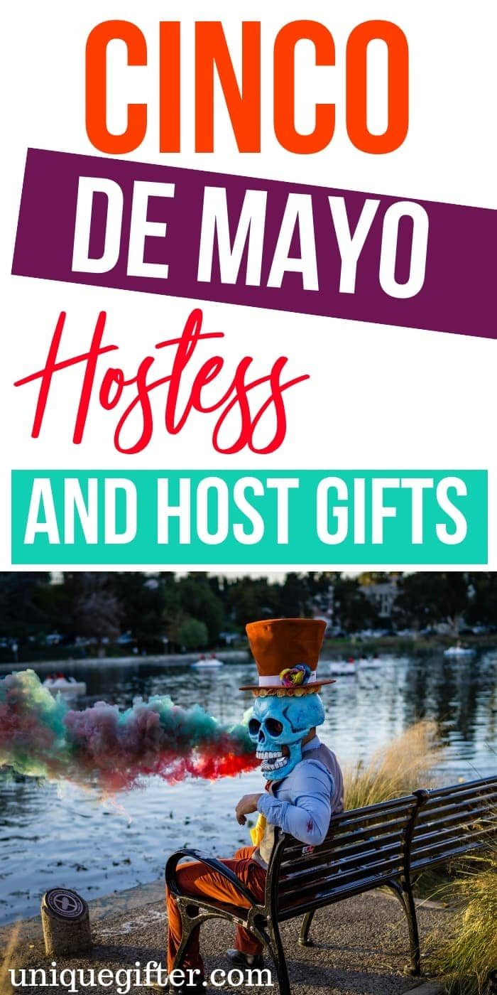 Cinco de Mayo Hostess and Host Gifts | Party Gifts For Cinco de Mayo| Thank You Hostess Gifts | Thank You Host Gifts | Party Gifts For Host | Party Gifts For Hostess | Unique Cinco de Mayo Gifts | Gift Ideas For Cinco de Mayo | #gifts #party #giftguide #hostess #host