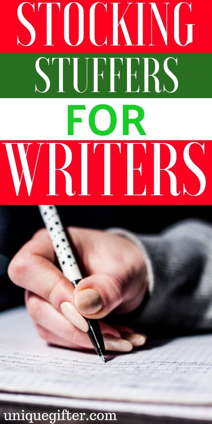 Stocking Stuffers for Writers | Creative Writers Stocking Stuffers | What To Buy for Stocking Stuffers | Stocking stuffers for the writer in your family | The Best Stocking Stuffers For those who like to write | Christmas Gifts | Presents | Stocking Fillers|  #stockingstuffers #writerstockingstuffers #Holiday