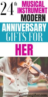 24th Musical Instrument Modern Anniversary Gifts For Her | Wedding Anniversary Gifts For Your Wife | Anniversary Gifts For Her | 24th Anniversary Gifts For Her | 24th Anniversary Gifts | 24th Wedding Anniversary Gifts | Presents For Your Wife | #gifts #giftguide #anniversary #presents #giftsforwife