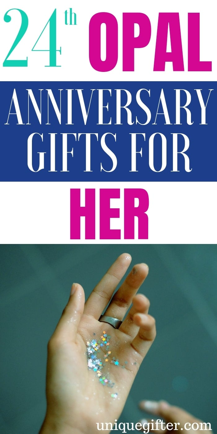 24th Opal Anniversary Gifts For Her | Wedding Anniversary Gifts | Presents For Your Wife | Anniversary Gifts For Your Wife | Gifts Your Wife Will Love | Unique Anniversary Gifts | Gift Ideas For Your 24th Anniversary | Creative Anniversary Gifts | #gifts #giftguide #anniversary #presents