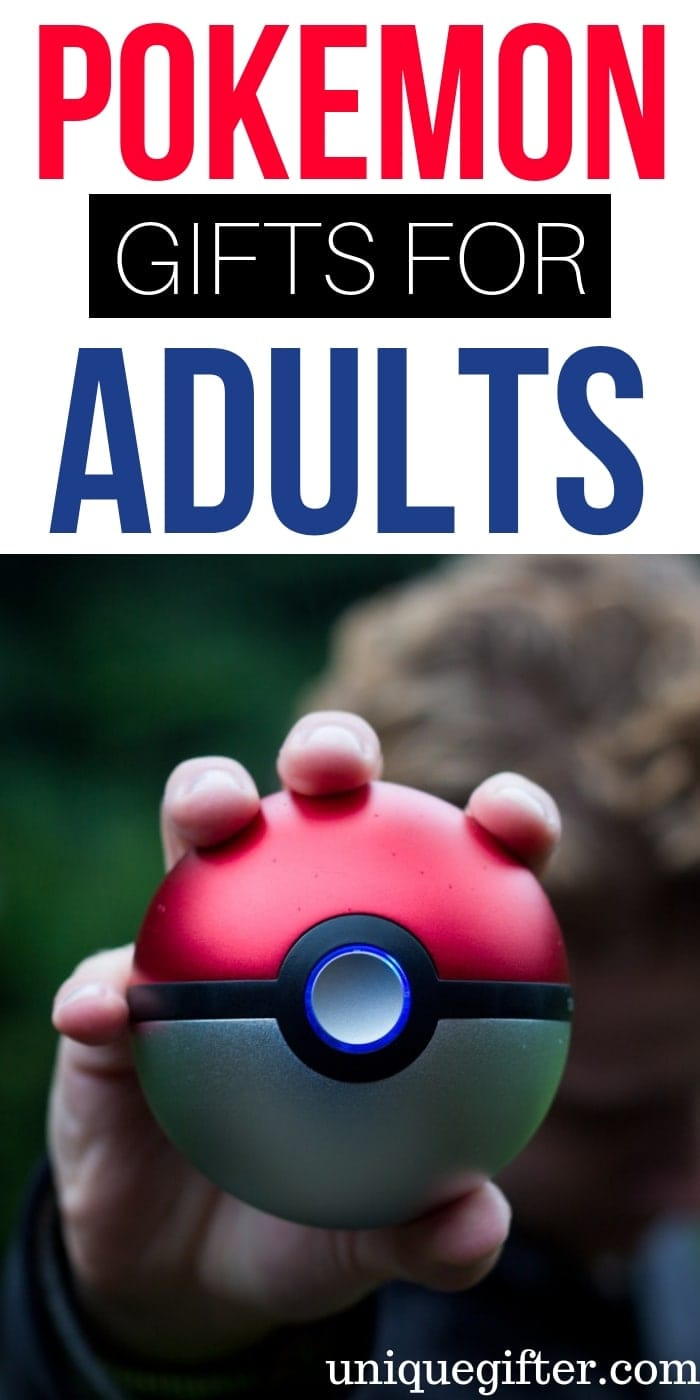 Pokemon Gifts For Adults | Pokemon | Pokemon Gifts | Pokemon Presents | Unique Pokemon Gifts | Unique Pokemon Presents | Creative Pokemon Gifts | Thoughtful Pokemon Gifts | Fun Pokemon Presents | #gifts #giftguide #creative #unique #pokemon