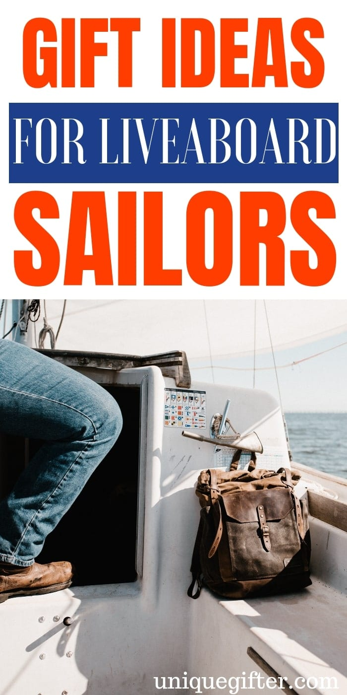 Gift Ideas For LiveAbroad Sailors | Sailor Gifts | Gifts For Sailors | Presents For LiveAbroad Sailors | Boating Gifts | Unique Gift Ideas For Sailor Fans | #gifts #giftguide #presents #unique #sailor