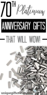 70th Platinum Anniversary Gifts | 70th Platinum Gifts | 70th Wedding Anniversary Gifts | Platinum Gifts For Your Anniversary | Unique Anniversary Gifts | Creative Anniversary Gifts | 70th Wedding Anniversary | Celebrate 70th Anniversary | #gifts #giftguide #anniversary #presents #unique