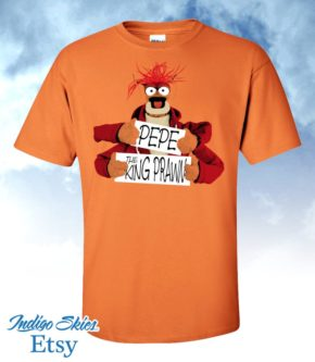 Best Gift Ideas For Pepe The King Prawn The Muppets Fans Unique