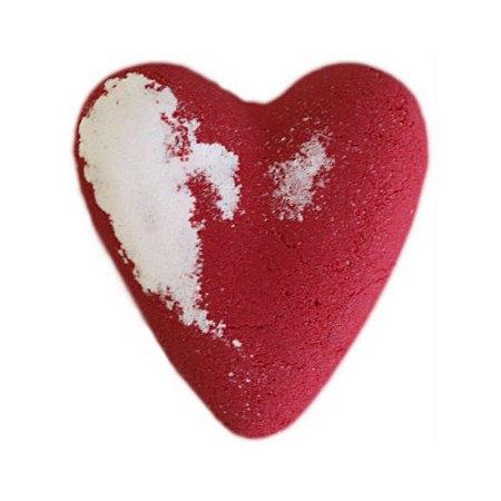 Megafizz Bath Heart – Eve - artnomore.co.uk