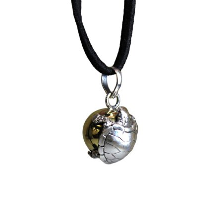 Silver Animal Spirits Calling Bell - Turtle - artnomore.co.uk