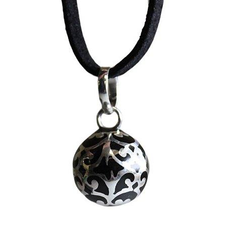 Angel Colours Bell - Black - artnomore.co.uk gift shop