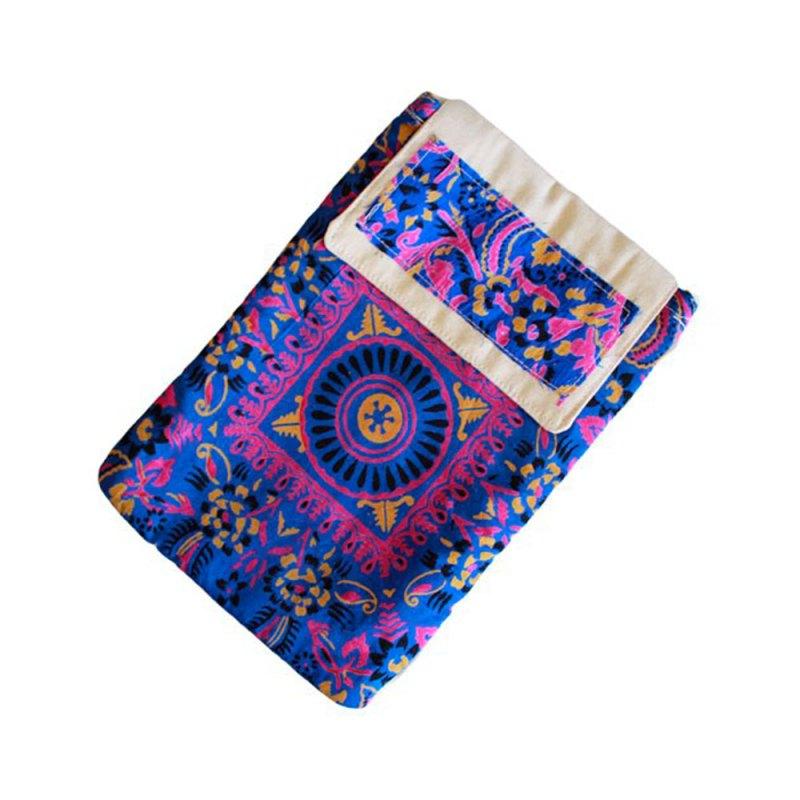 Alpana Tablet Bags - blue