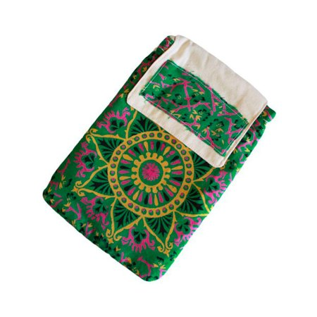 Alpana Tablet Bags - green