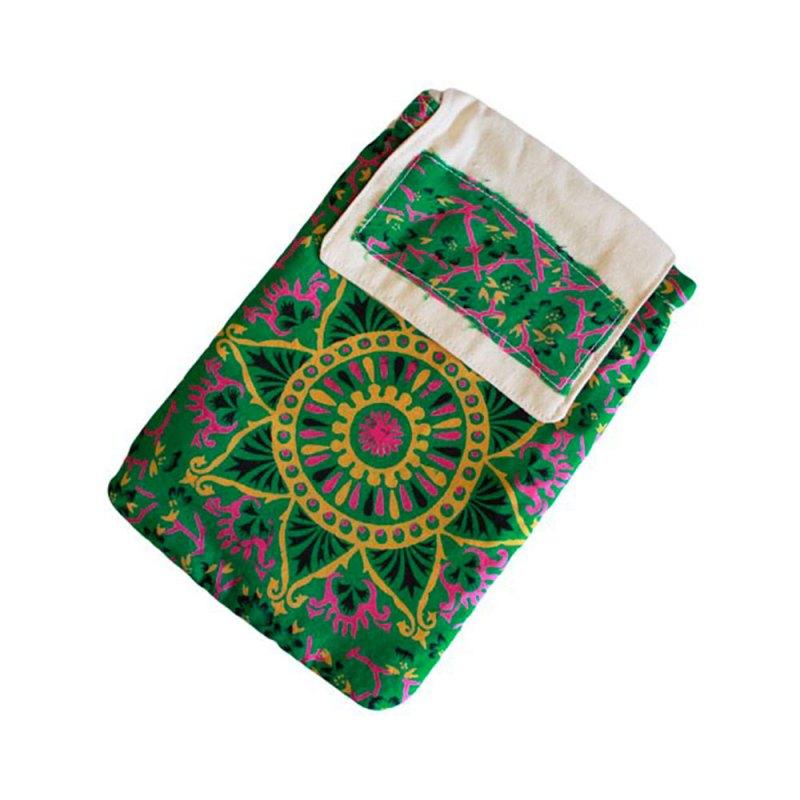 Alpana Tablet Bags - green