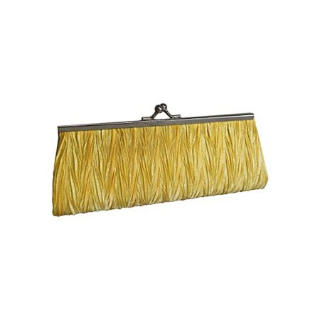 Classic Yellow Clutch Bag from artnomore.co.uk