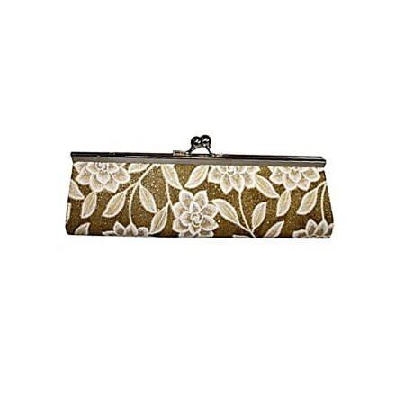 Gold Clutch Bag from artnomore