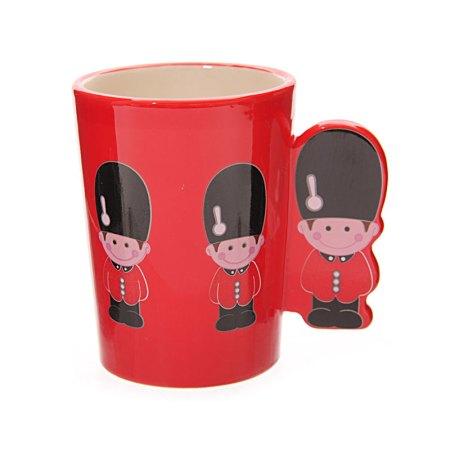 ted smith mugs guardsman handle mug image 2