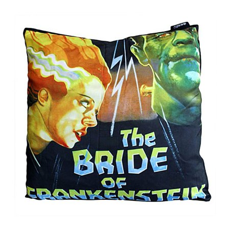 gothic cushion covers bride of frankenstein horror movie cushion cover