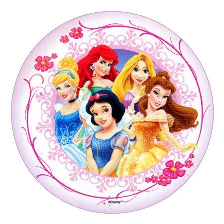 Disney Princess Cake Toppers Design 3