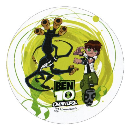 "Ben 10 Cake Toppers (8.27"") design 3"