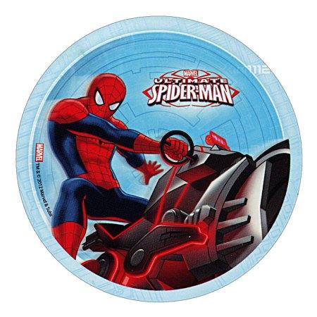 "ULTIMATE Spiderman Cake Topper (8.27"") design 1"