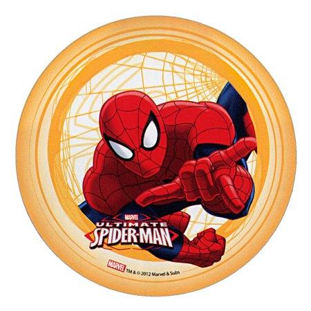 "ULTIMATE SPIDERMAN Cake Topper (8.27"") design 3"