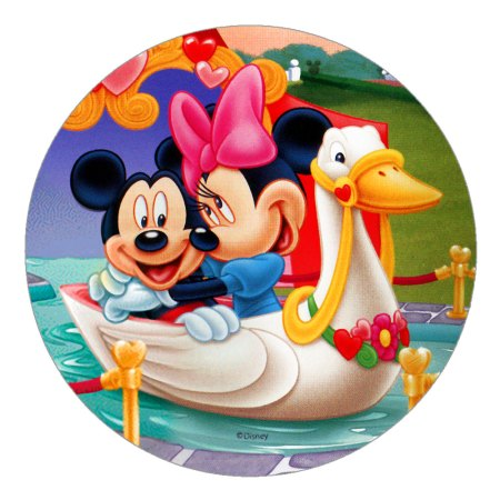 "Disney Mickey Mouse Birthday Cake Toppers (8.27"") Design 4"