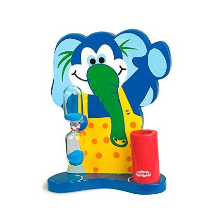 child toothbrush timer elephant from legler
