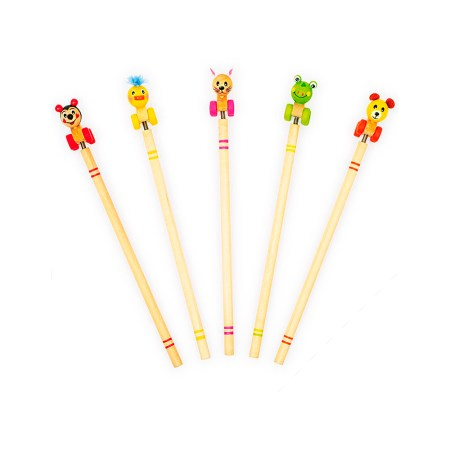 wooden pencils speedster from legler image 1