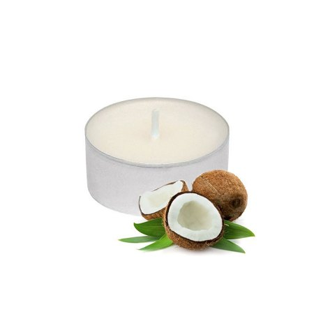 scented nightlights coconut 1