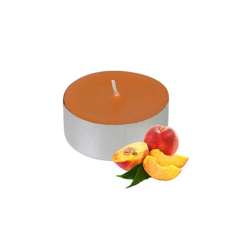 scented nightlights peach 1