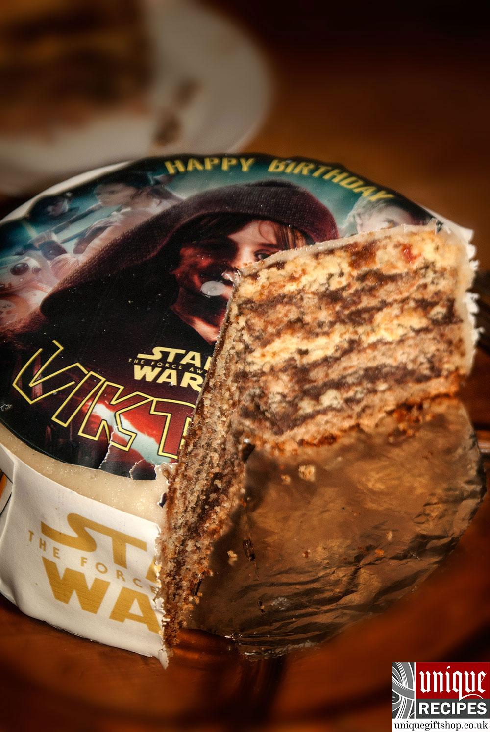 star wars cake image 2