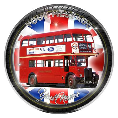 london-red-bus-cake-topper-edible-image