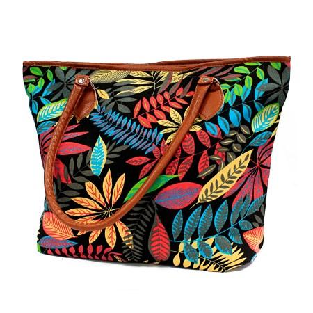jungle-tote-bags-black-orange-image