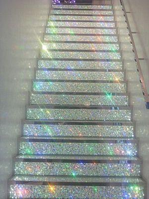 ゴージャスな階段