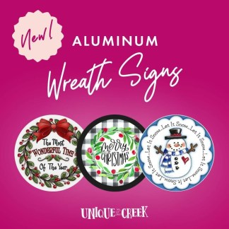 Wreath Signs
