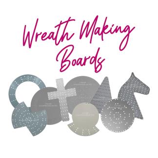 Wreathing Making Boards