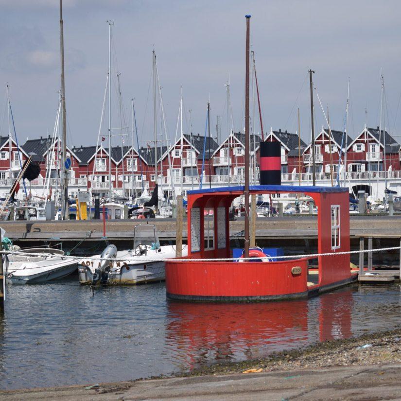 Rasmusklump bådene, Bagenkop havn