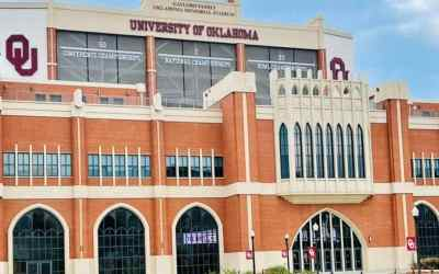 Greatness Comes Standard with the OU Sooners.