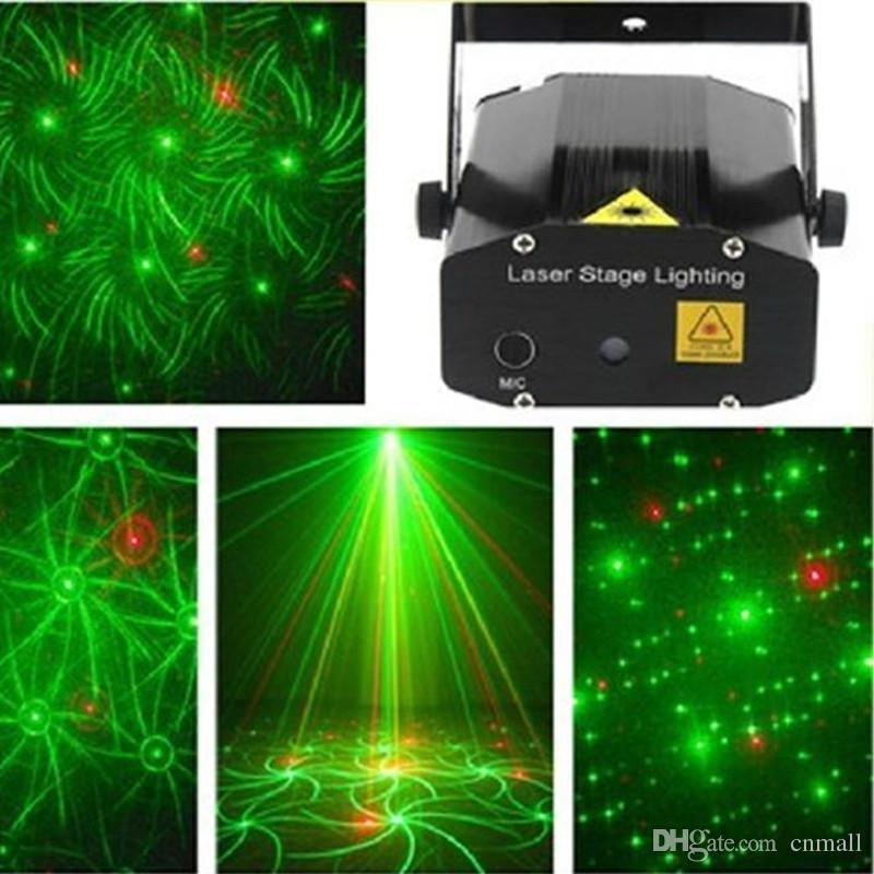 4 design laser lights