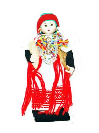 Hill Tribe Dolls 41