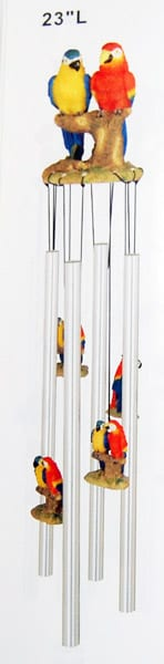 Wind Chime Parrot Theme