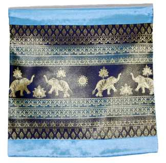 Pillow Case Tapestry Blu