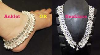 Necklace or Ankle Jewelry -3